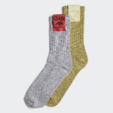 Originals สีดำ AW Socks