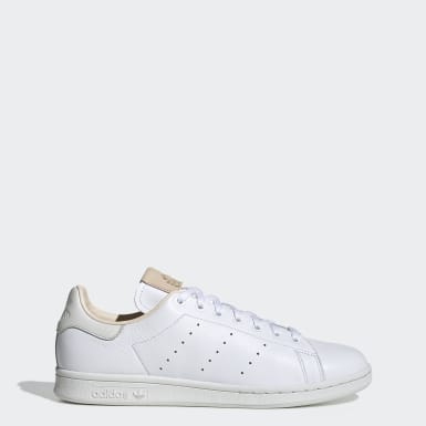 Tenis Stan Smith Blanco Hombre Originals