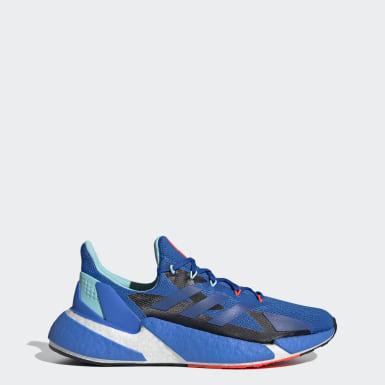 Tênis X9000L4 Azul Homem Running