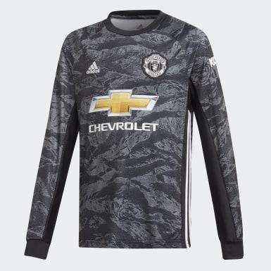 Camiseta portero segunda equipación Manchester United