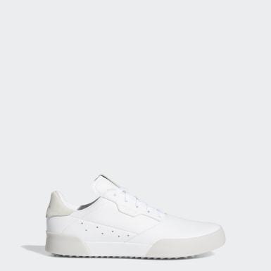 Chaussure Adicross Retro Blanc Enfants Golf