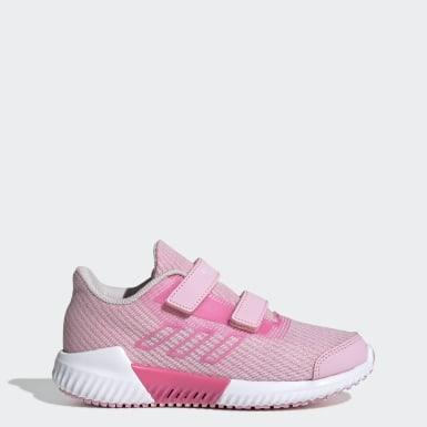 розовый Кроссовки для бега Climacool 2.0