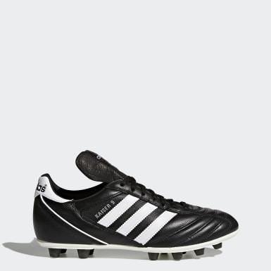Bota de fútbol Kaiser 5 Liga Negro Fútbol