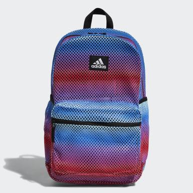 Training Pink Hermosa Mesh Backpack