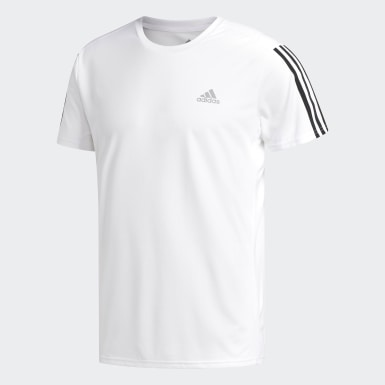 Running 3-Streifen T-Shirt