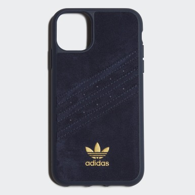Originals Blue Gazelle Ultrasuede Molded Case iPhone 11