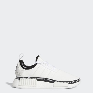 Women's Originals White NMD_R1 W