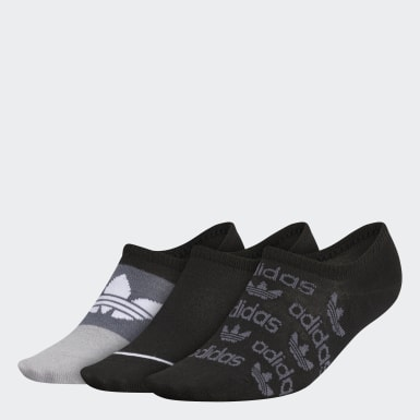 Socquettes Graphic Super-No-Show (3 paires) noir Femmes Originals