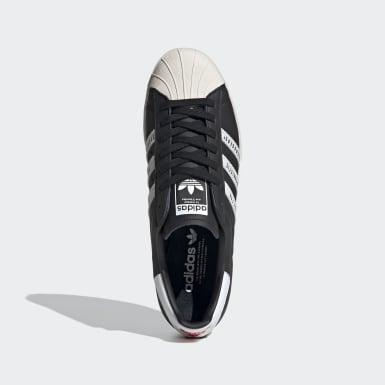 Chaussure Superstar 80s Human Made noir Originals
