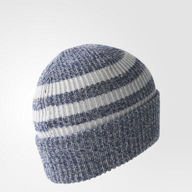 синий Шапка 3-Stripes