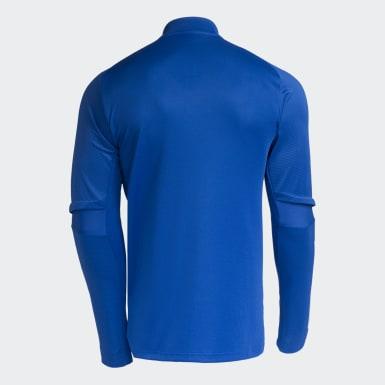 MOLETOM TREINO CRUZEIRO ATLETA Azul Homem Futebol
