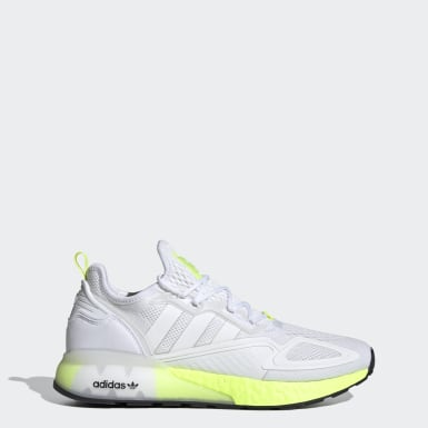 Originals Λευκό ZX 2K Boost Shoes