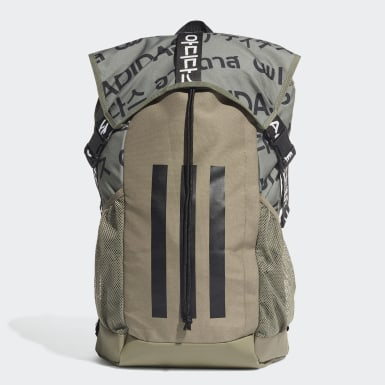 Training Green 4ATHLTS Graphic Backpack