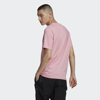Originals Pink Paris Trefoil Tee