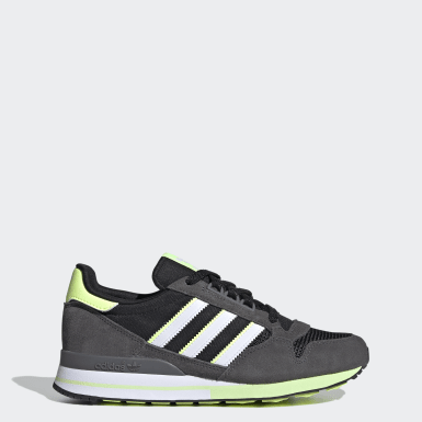 Women Originals Grey ZX 500 Shoes