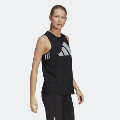 Women's Athletics Black adidas Sportswear Winners 2.0 Tank Top