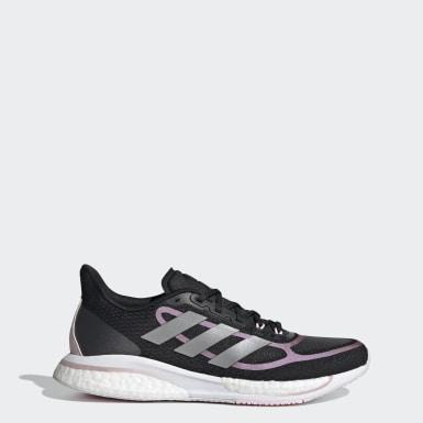 Dam Löpning Svart Supernova+ Shoes