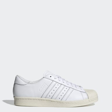 Sapatos Superstar 80s Branco Originals