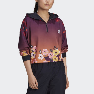 Hoodie HER Studio London Multicolor Donna Originals