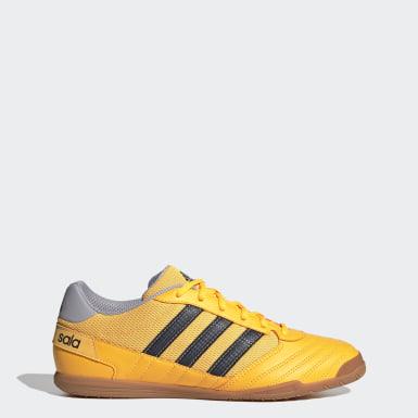 золотой Футбольные бутсы (футзалки) Super Sala