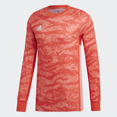 Koszulka bramkarza AdiPro 18 Czerwony