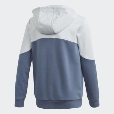 Chaqueta con capucha Outline Gris Niño Originals
