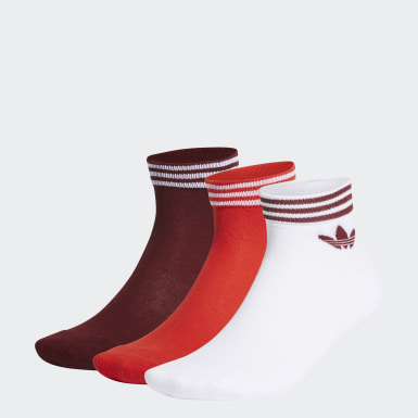 Originals Vit Trefoil Ankle Socks
