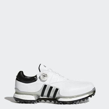 Men Golf White Tour360 EQT Boa Shoes