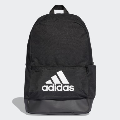 Training Black Classic Badge of Sport Backpack