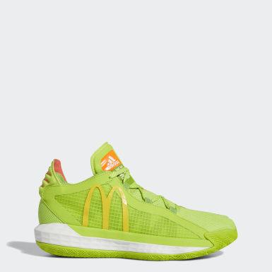 Chaussure Dame 6 McDonald's vert Basketball