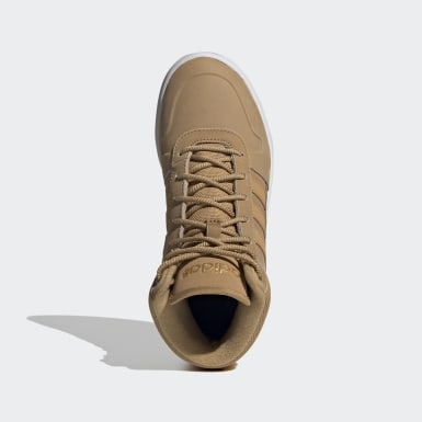 Kids Basketball Brown Frozetic Shoes