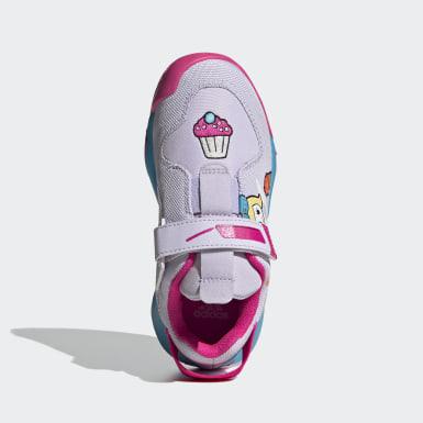 เด็ก เทรนนิง สีม่วง รองเท้า ActivePlay Cleofus