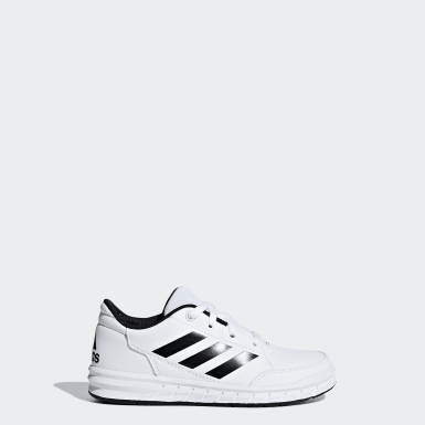 Børn Træning Hvid AltaSport sko