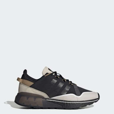 Men Originals Black ZX 2K Boost Pure Shoes