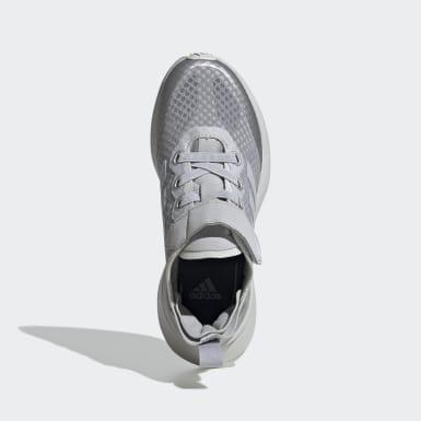 เด็ก วิ่ง สีเทา รองเท้า RapidaRun Elite