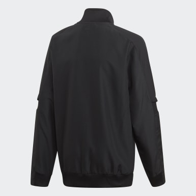 Kids Training Black Condivo 20 Presentation Jacket