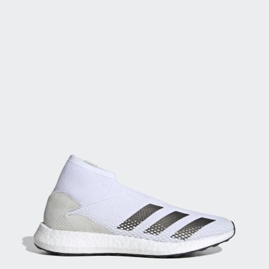 Sapatos Predator Mutator 20.1 Branco Homem Futebol