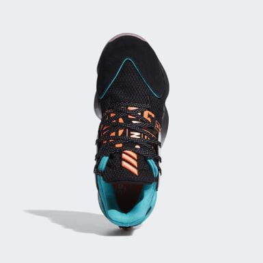 Sapatos Harden Vol. 4 Preto Basquetebol