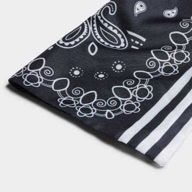 Women Originals Black Head Scarf