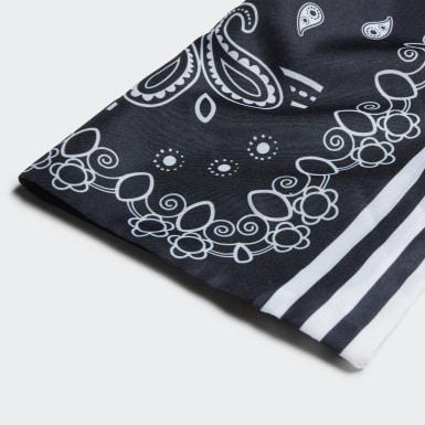 Kvinder Originals Sort Hovedtørklæde