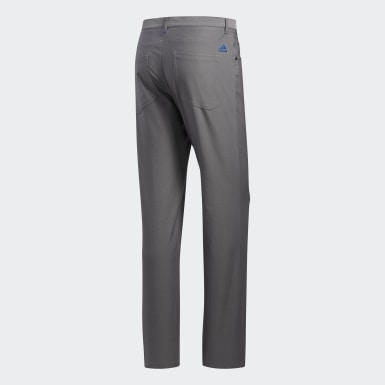 Men Golf Grey Ultimate365 Heathered Five-Pocket Pants