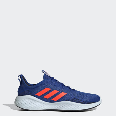 Men Running Blue Fluidflow Shoes