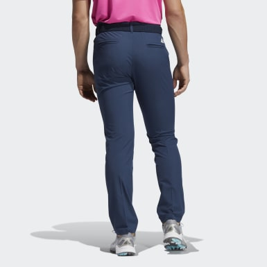 Men Golf Blue Ultimate365 Tapered Trousers