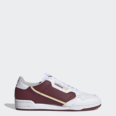 Originals White Continental 80 Ayakkabı