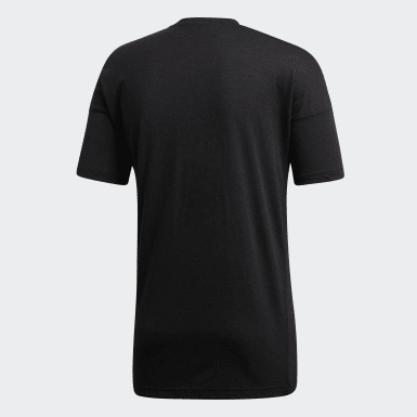 Men Athletics Black adidas Z.N.E. Tee