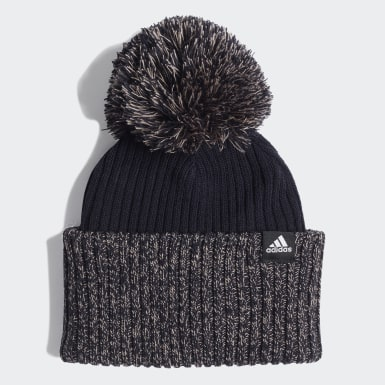 Children Training Pink 3-Stripes Beanie