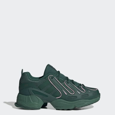 Women Originals Green EQT Gazelle Shoes