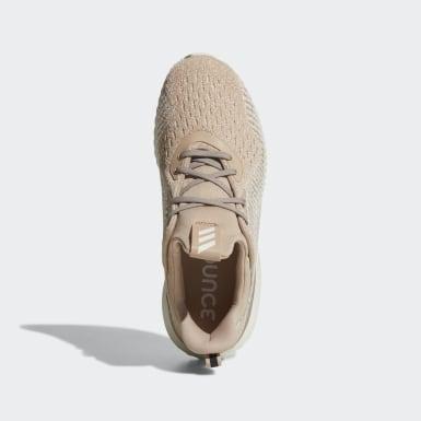 Women's Running Beige Alphabounce 1 Shoes