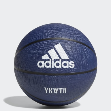 Men Basketball Blue Dame Signature Basketball