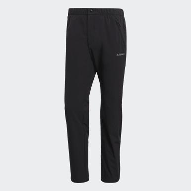 черный Теплые брюки Terrex Explore